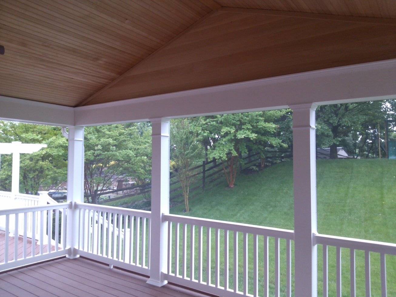 Screened in Porch Builder Frederick