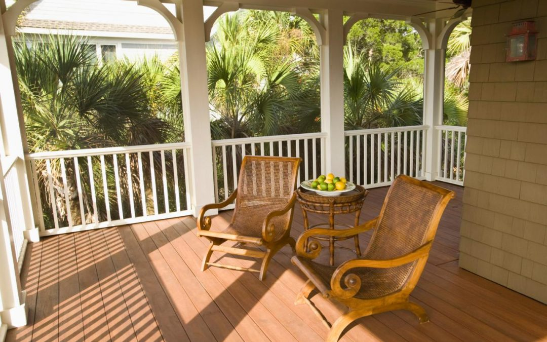 How To Take Care Of Your Deck After A Huge Storm